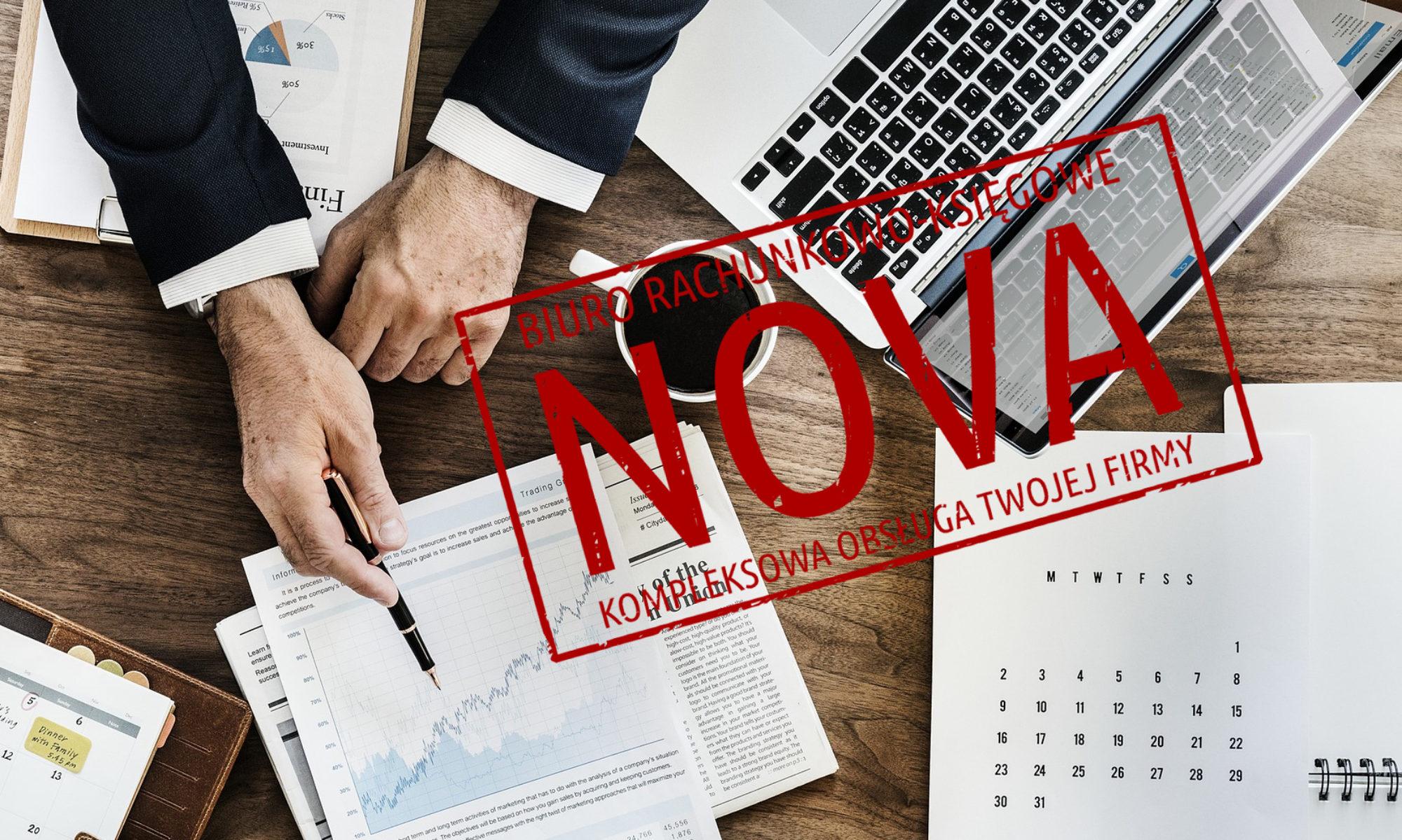 Biuro Rachunkowo-Księgowe Nova